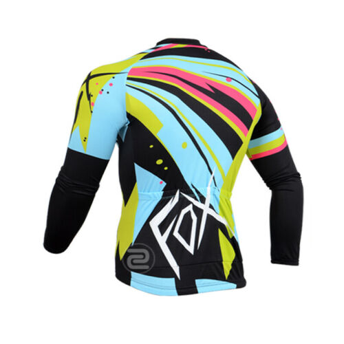 2020 Mens Team Cycling Jersey Cycling Jersey Long Sleeve bicycle Jerseys