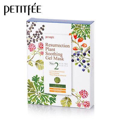 [Petitfee] Resurrection Plant Soothing Gel Mask 10ea