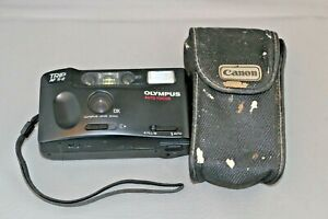 OLYMPUS-TRIP-AF-S-2-Compact-35mm-Film-Camera-point-amp-shoot-Perfect-Working-Order