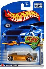 2002 Hot Wheels #49 First Edition Hyundai Spyder Concept