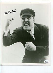 Al-Barlick-MLB-Major-League-Ump-Umpire-Baseball-HOF-Signed-Autograph-Photo-COA