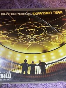 Expansion Team by Dilated Peoples CD Oct-2001 Capitol Classic HipHop Great Cond.