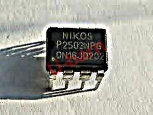 5PCS NIKOS P2503NPG DIP8 IC Chip