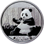 Indexbild 1 - 10-Yuan-China-2017-Panda-Bull-amp-Bear-Black-amp-White-2017-30g-Silber-0-999