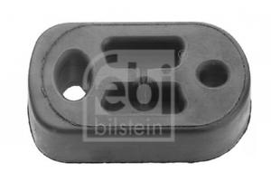 Febi 10530 Halter Abgasanlage Schalldämpfergummi
