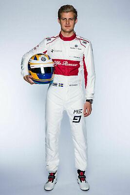 Alfa Romeo printed go kart racing suit,In All Sizes