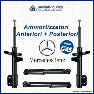 KIT-4-AMMORTIZZATORI-ANTERIORI-POSTERIORI-MERCEDES-CLASSE-A-W169-2004-gt-2012