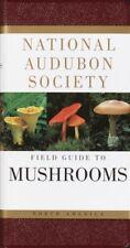 Audubon Society Field Guide: National Audubon Society Field Guide to North American Mushrooms by Gary Lincoff and National Audubon Society Staff (1981, Hardcover)