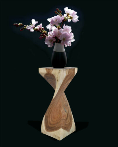 Beistelltisch Blumenständer Säule Hocker Nachttisch Blumensäule Dekoelement