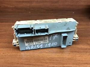 alfa romeo brera fuse box wiring diagram