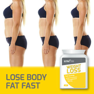 Details About Ultra Trim Weight Loss Pills Lose Body Fat Fast Get Toned And In Shape