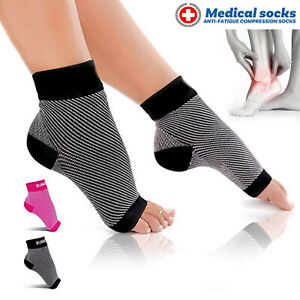 Compression-Socks-Foot-Sleeve-Plantar-Facilities-Sore-Achy-Swelling-Heel-Ankle-A