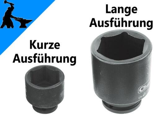 """Schlagschrauber Steck Nuss 1//2/"""" Schlag Schlüssel 10-36 mm Impact Kfz Werkzeug"""