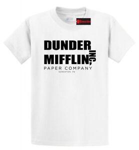 Dunder-Mifflin-Inc-A-Paper-Company-Funny-T-Shirt-TV-Show-Holiday-Gift-Tee-Shirt