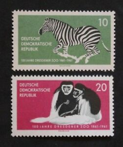 Stamp-Germany-Gdr-Yvert-Tellier-N-538-amp-539-N-MNH-Cyn30-Stamp-Germany