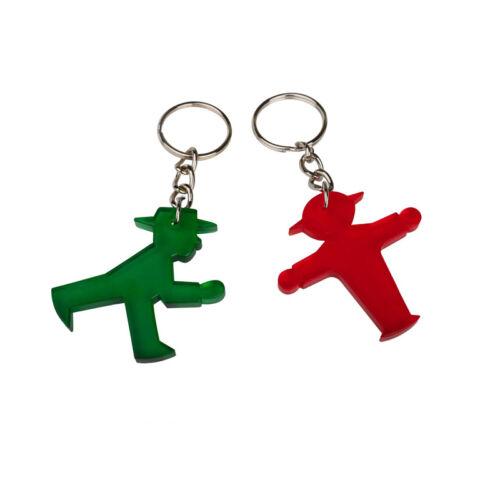 Set Key Chain Berlin Souvenir Ampelmann Souve Nirs New Walker Stander