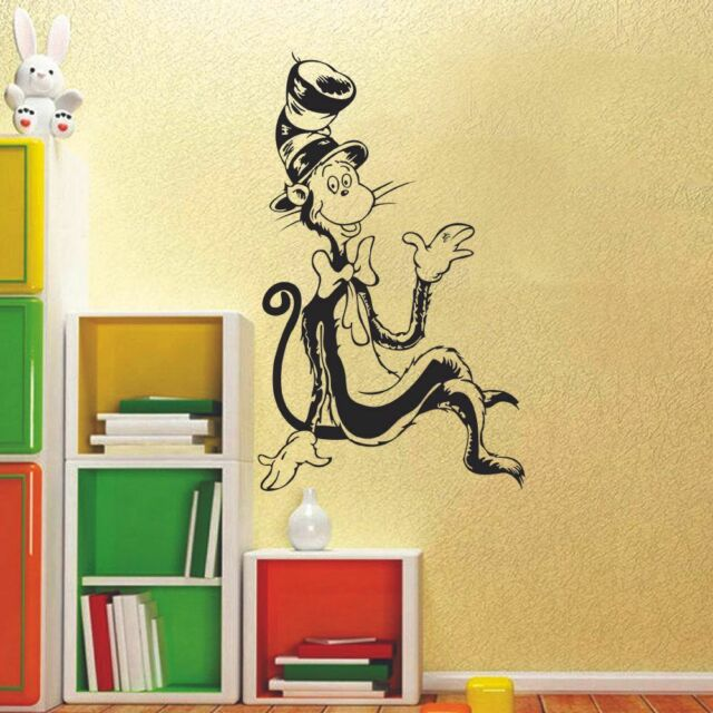 Dr Seuss Wall Stickers 6 Decals