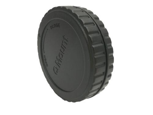 Camera Body cap Rear Lens Cap for Pentax Q mount Q-S1 Q7 Q10 UK SELLER