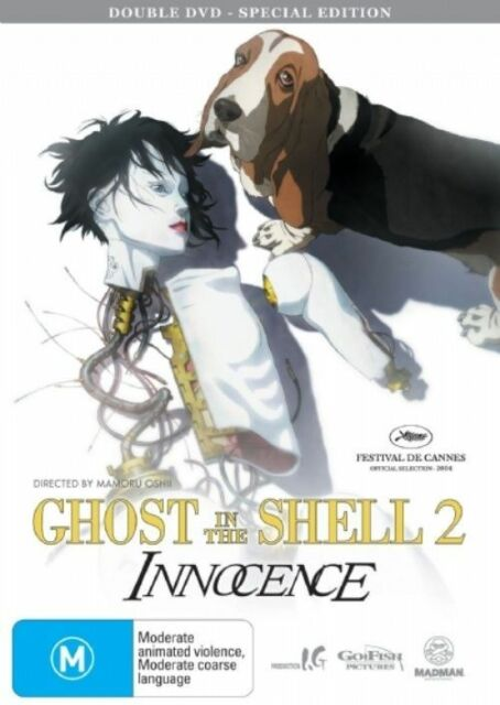 Ghost In The Shell 2 - Innocence (BLU-RAY, 2006)