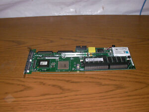 IBM-x345-Server-SCSI-RAID-6M-PCI-x-Card-u320-SCSI-Dual-Channel-02R0998-02R0986