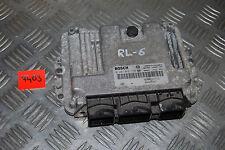 Renault Laguna 1.9DCi Steuergerät Motor 0281012770
