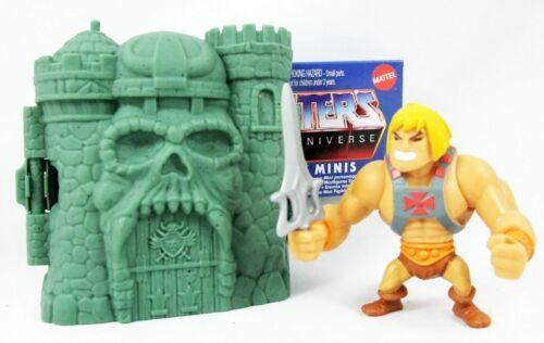 Maitres de l/'Univers MOTU Minis He-Man