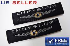 CHRYSLER SHOULDER PADS SEAT BELT 2PCS 200 300 300C 300M PT CRUISER SP08