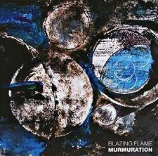 BLAZING FLAME Murmuration CD w/ JULIE TIPPETTS KEITH TIPPETT STEVE DAY UK IMPORT