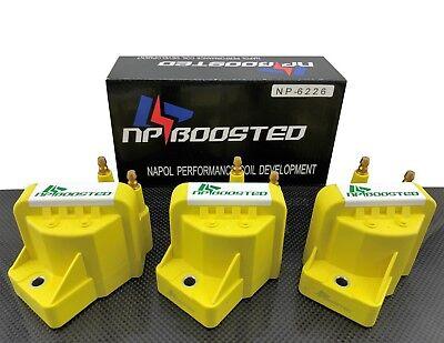 DEAL Set of 1 New Ignition Coil For Chevrolet GMC Buick Honda Isuzu Oldsmobile Pontiac Cadillac 2.0L 2.2L 2.5L L4 2.8L 3.1L 3.2L 3.3L 3.4L 3.8L V6 5.7L 4.6L 4.0L V8 C849 D545 D555 D576 DR39