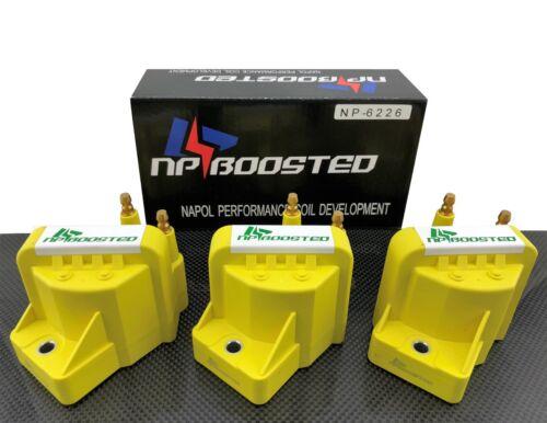 3 Pack Ignition Coils GM 2.0L 2.2L 2.5L 2.8L 3.0L 3.1L 3.2L 3.3L 3.4L 3.6L 3.8L