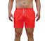 Costume-da-Bagno-Uomo-Mare-Piscina-Pantaloncino-FLUO-corto-Bermuda-Rosso-Giallo miniatura 9