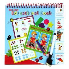 Limpie actividad educativo libro juego ausente - 10 Juegos con limpie Pluma
