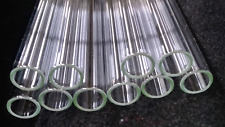12mm Pyrex Glass Tubes 4 To 12 Inch Lengths 10pcs Smooth Ends