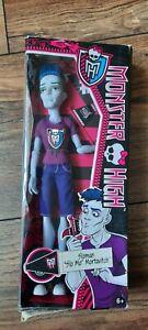 Monster High Sloman Mortavitch Doll Slo Mo Ghoul Spirit