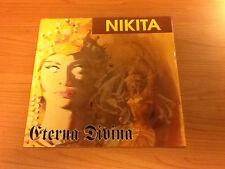 "12"" MIX NIKITA ETERNA DIVINA W 002-93  EX+/EX ITALY PS 1993 VSC"