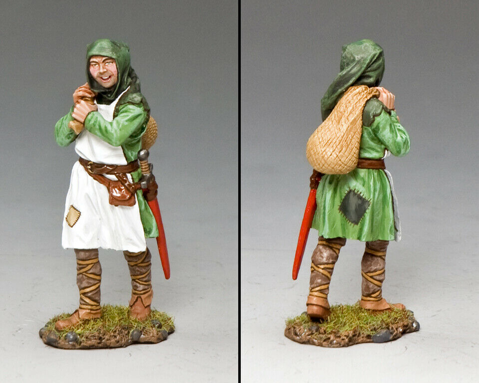 Re & Paese Robin Hood Rh028 Mutch The Millers Figlio MIB