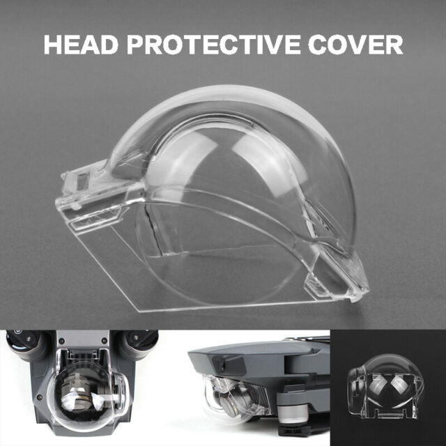 DJI Mavic Pro Drone RC Quadcopter Gimbal Camera Cover Transparent Cap Protector