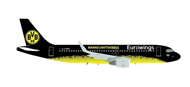 HERPA HER529600 - Airbus A320 Eurowings Airbus A320  1 500