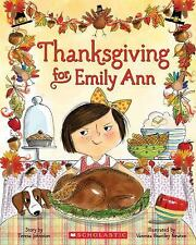 Thanksgiving for Emily Ann-ExLibrary