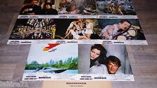 james bond MOONRAKER   !  jeu 8 photos cinema lobby card