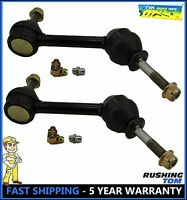 Ford Crown Victoria Lincoln Town Car (2) Front Left & Right Sway Bar Links Set