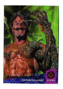 Fleer-1994-X-Men-Ultra-70-Super-Villains-Card-Black-Tom-Cassidy