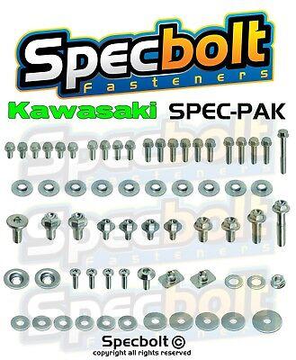 YAMAHA Factory Match Bolt Kit YZ YZF 80 85 125 250 450 465 490 SPECBOLT SPEC-PAK