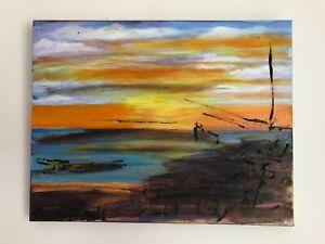 Outsider-Art-Paul-Parris-Expressionist-Picasso-Dali-Graffiti-Miro-Chagall-Keil