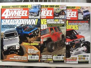 4Wheel-Drive-amp-Off-Road-magazines-May-2010-June-2010-August-2011-3-mags
