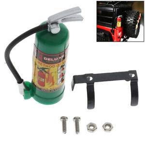 RC Decoration Plastic Mini Fire Extinguisher For 1/10 RC Rock Crawler SC_hgYJQE