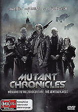 Mutant-Chronicles-DVD-2009-R4-Thomas-jane-Terrific-Condition