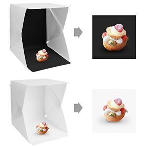 light box photo product photography tent lighting kit portable