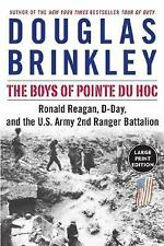 The Boys of Pointe du Hoc LP: Ronald Reagan, D-Day, and the U.S. Army -ExLibrary