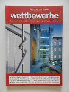 Wettbewerbe-Architekturjournal-Architektur-Zeitschrift-Heft-198-199-Okt-2000